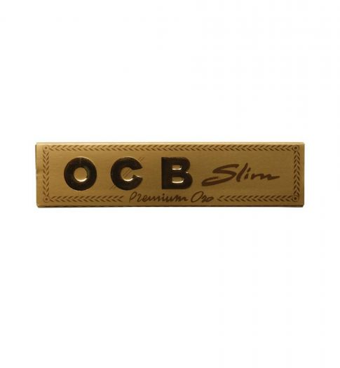 Сигаретная бумага OCB Premium Slim Oro