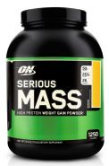 Serious Mass от Optimum Nutrition 2700 гр 6 lb