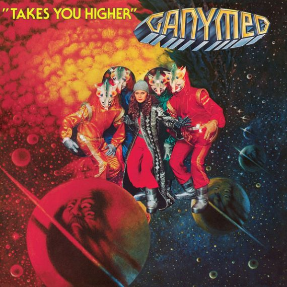 GANYMED  Takes You Higher 1978 (2018)