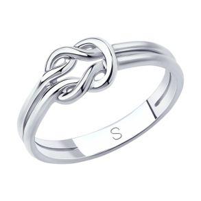 Кольцо из серебра 94013099  SOKOLOV