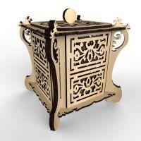 Чайный домик сундук