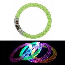 Светящиеся браслеты, 1 шт., Салатовый