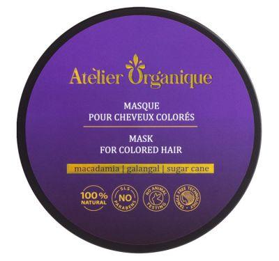 Маска Atelier Organique для окрашенных волос