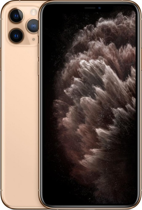 Apple iPhone 11 Pro Max 256GB (золотой)