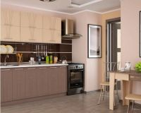 Модульный кухонный гарнитур Лира