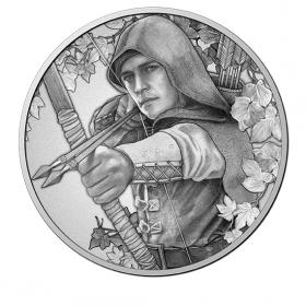 825 лет Австрийскому Монетному Двору Робин Гуд 1,5 евро Австрия 2019 на заказ