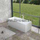 NSB-17730 Ванна из POLYSTONE (акриловый камень) размер,мм: 1700*730*580 (NS BATH)
