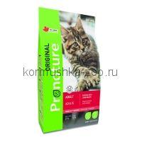 Pronature Original сухой корм для кошек (с курицей и ягненком)
