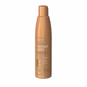 Бальзам Обновление цвета Для коричневых оттенков ESTEL Curex Color Intense