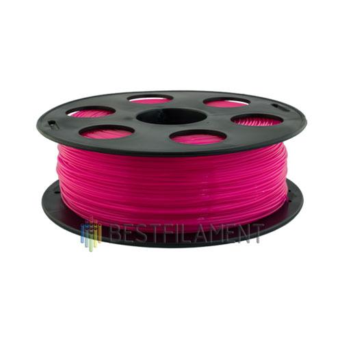 PLA пластик Bestfilament 1,75 мм, Розовый, 1 кг
