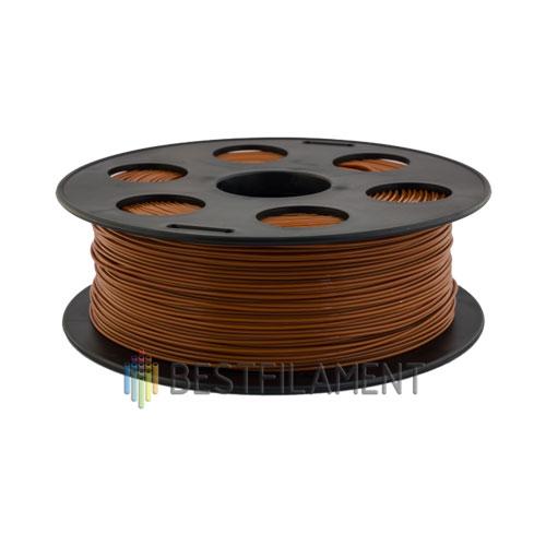PLA пластик Bestfilament 1,75 мм, Шоколадный, 1 кг