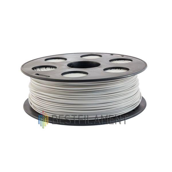 PETG пластик Bestfilament 1,75 мм, Светло-серый, 1 кг