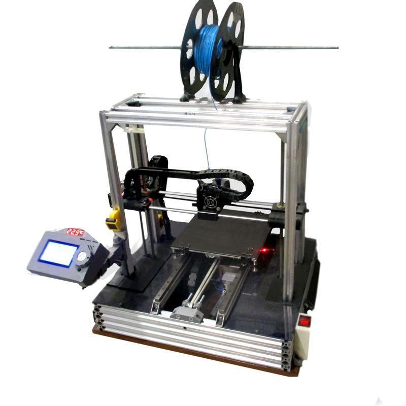 Б/У 3D принтер на базе ANET A8