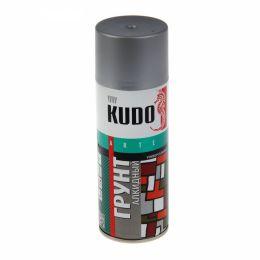 "Грунт аэрозоль серый 520 мл ""Kudo"" KU-2001"