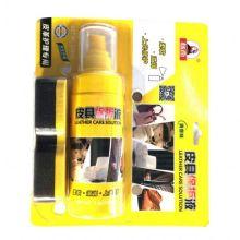 Чистящее средство для изделий из кожи Leather Care Solution, спрей, 150 мл.