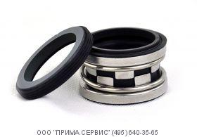 Торцевое уплотнение УСТ25/Т2100/S/2R1S1/М