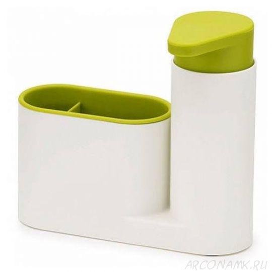 Органайзер для раковины SINK TIDY SEY, 2 предмета, Цвет: Салатовый
