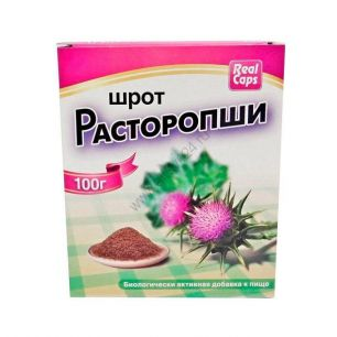Шрот расторопши, 100 гр
