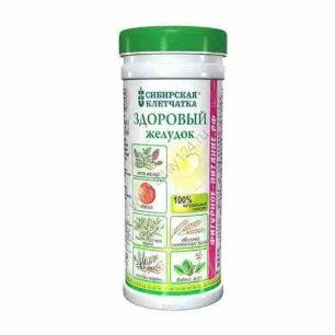 Клетчатка сибирская, здоровый желудок, 170 гр