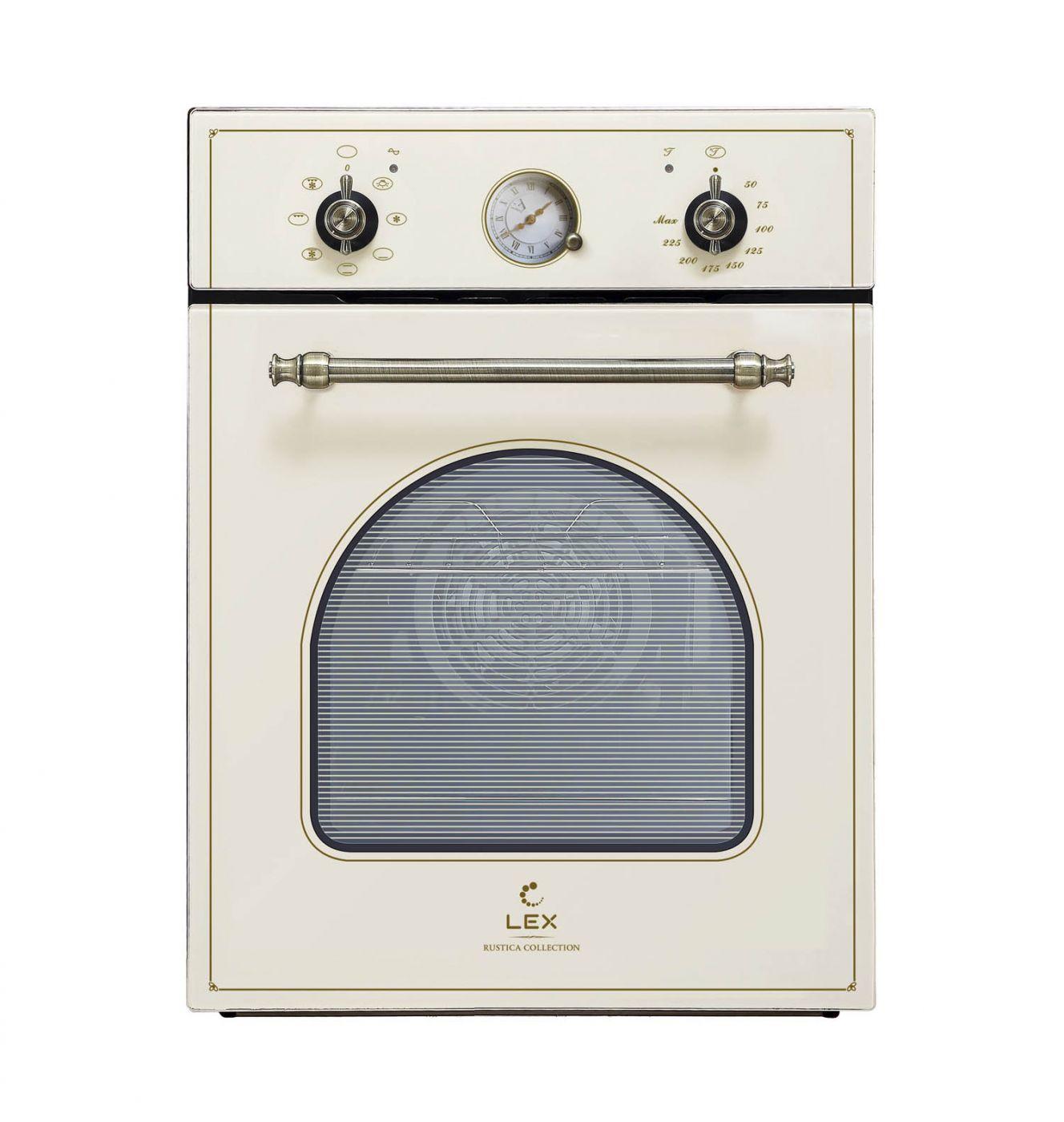 Электрический духовой шкаф LEX EDM 4570C IV  CHAO000303