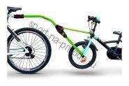 Тандемная штанга д/буксировки детского велосипеда Peruzzo Trail Angel Зеленый