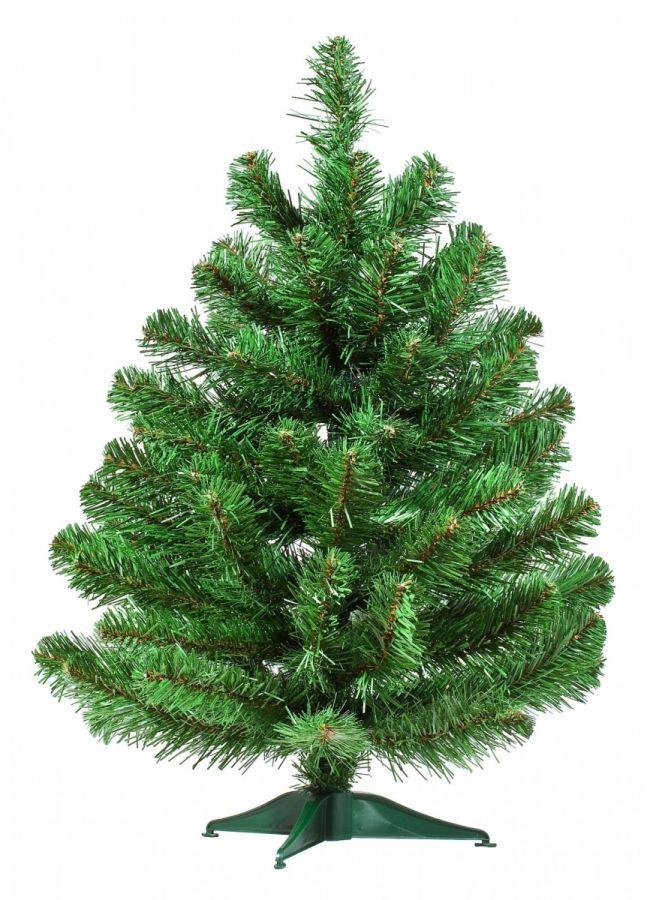 Искусственная елка Норвежская 60 см зеленая