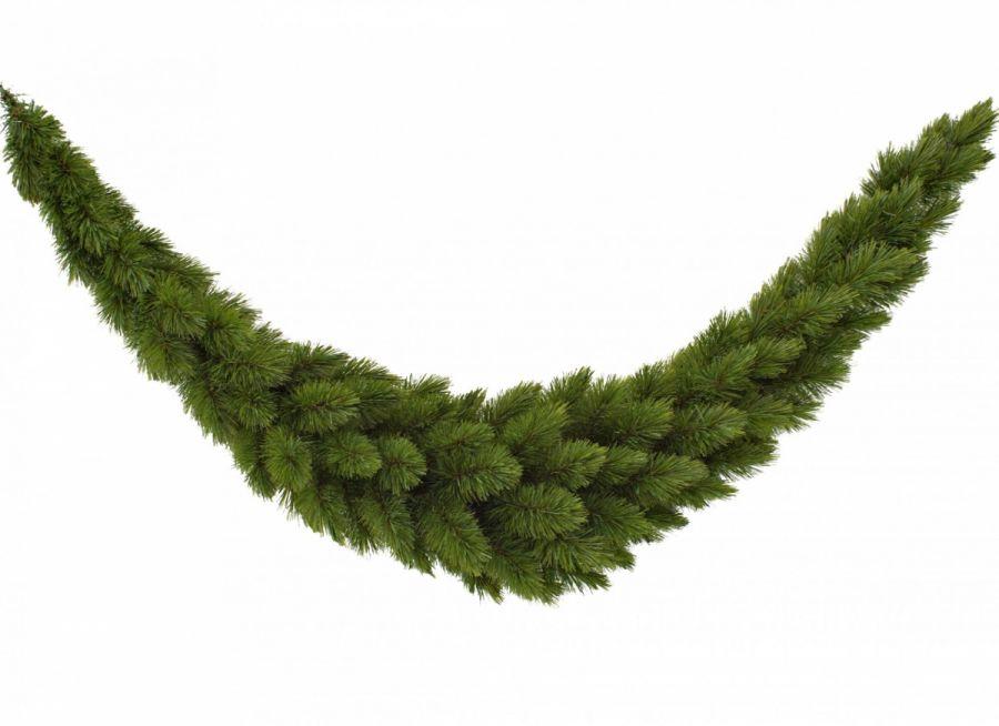 Триумф сваг Триумф Норд 180*33 см зеленая