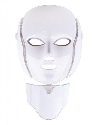 Светодиодная маска для омоложения кожи лица m1090, Gezatone