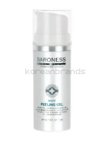 Baroness White Peeling Gel, 100 мл