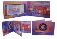 БУКЛЕТ для банкноты 0 ЕВРО
