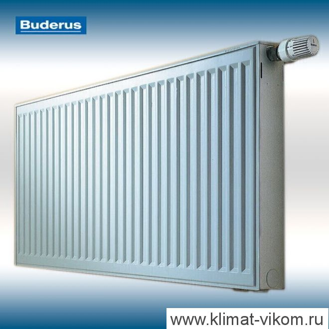 Buderus K-Profil 22/500/400