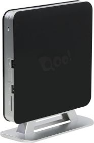 Неттоп 3Q Qoo! 3Q Nettop Shell Black (Celeron 1037U 1.8 GHz/2*SO-DIMM DDR3/no HDD/Intel GMA 3600/Wi-Fi/HDMI/VGA/USB) RET