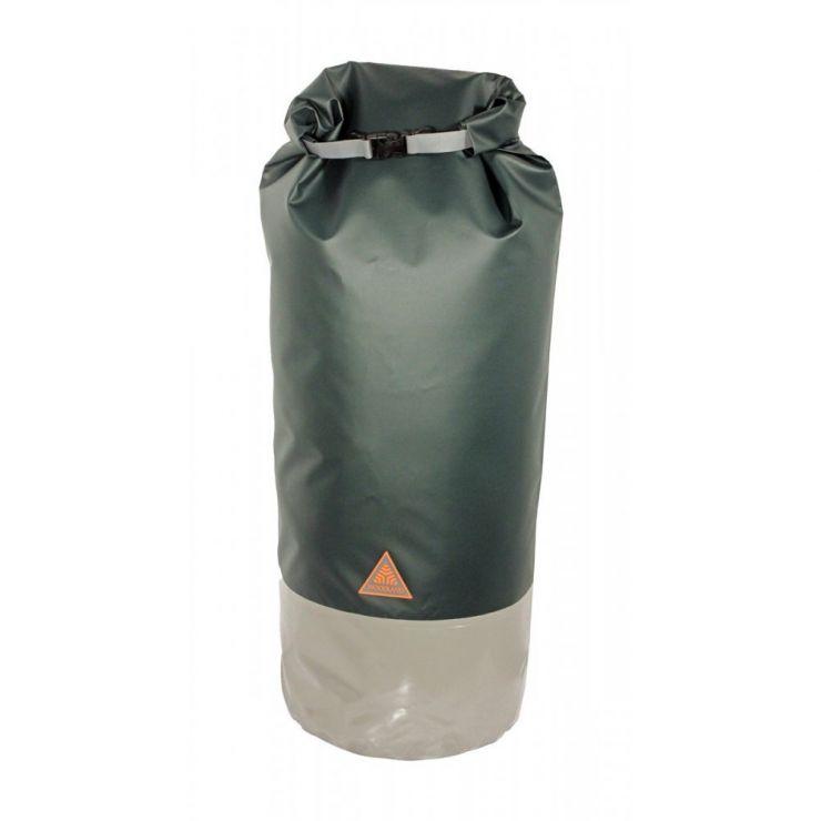 Гермомешок Woodland Dry Bag 60 л, пвх, цвет зеленый