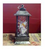 Новогодний фонарик Зимнее Волшебство 13 см Ангел
