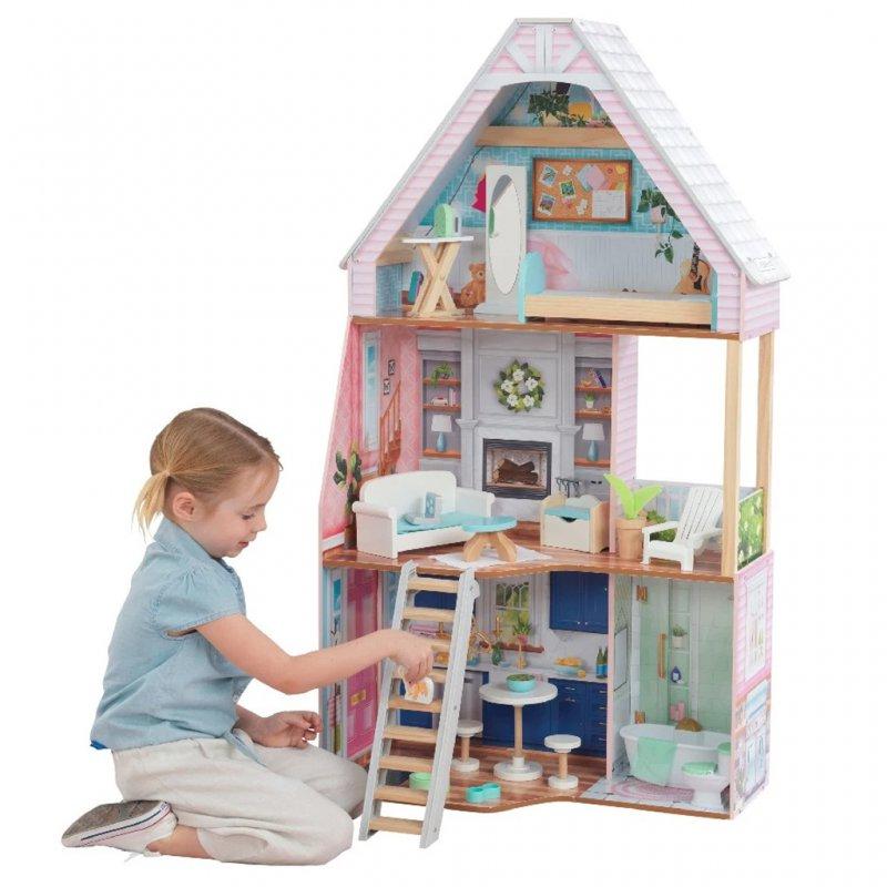 Деревянный кукольный домик KidKraft 65983
