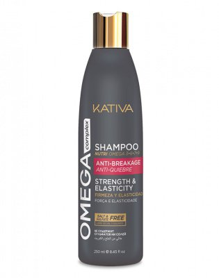 Антистрессовый кондиционер для поврежденных волос Omega Complex, Kativa