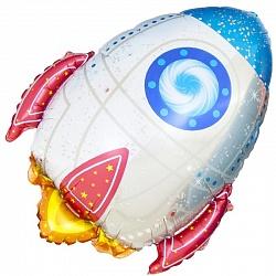 Шаттл шар фольгированный с гелием