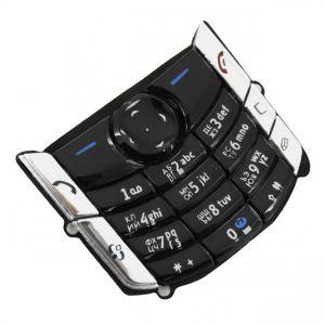 Клавиатура Nokia 6680/6681 (black)