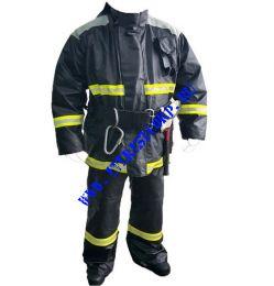 Боевая одежда пожарного (БОП -III Винилискожа-Т)