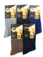 Мужские носки тёплые BFL HA511 ангора
