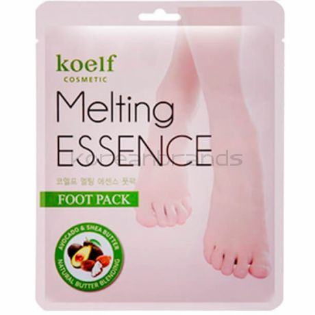 Koelf Melting Essence Foot Mask