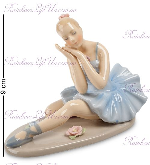 """Фигурка балерина CMS-19/16 """"Pavone"""""""