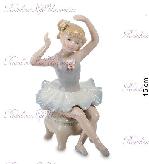 """Фигурка маленькая балерина CMS-19/24 """"Pavone"""""""