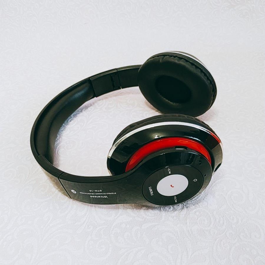 Стильные беспроводные стерео наушники со встроенным микрофоном