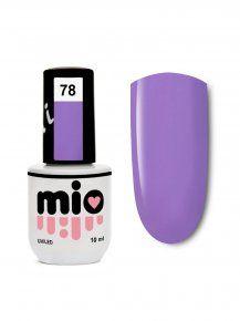 MIO гель-лак для ногтей 078,10 ml