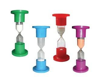 Часы песочные настольные на 2 мин