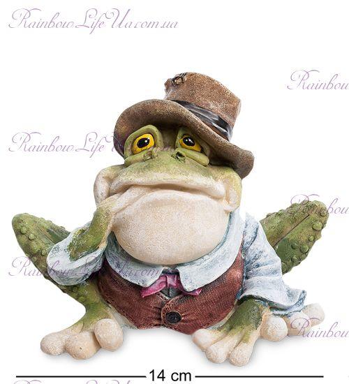 """Фигурка лягушка в шляпе """"Sealmark"""""""