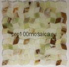 KA28 Мозаика серия Джейд, чип 20*20, размер, мм: 300*300*8 (Happy Mosaic)