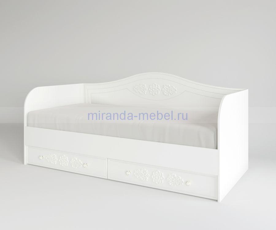 Кровать с ящиками Ки-Ки