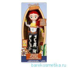 Кукла ковбойша Джесси интерактивная